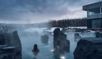 This Incredible Spa Resort Has Opened In Canada, And Auckland 100% Needs One