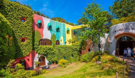 Japan's Studio Ghibli Museum Is Now Open For Virtual Visitors